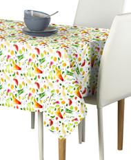 5 O'Clock Somewhere Rectangle Tablecloths