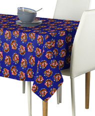American Bald Eagle Blue Rectangle Tablecloths