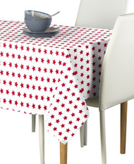 American Red Stars Rectangle Tablecloths