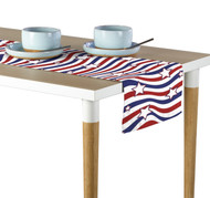 American Stars & Stripes Table Runners
