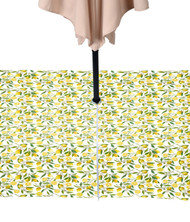 Lemons Outdoor Waterproof Tablecloths