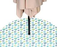 Blue & Green Sea Turtles Outdoor Waterproof Tablecloths