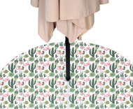 Cacti & Flamingos Outdoor Waterproof Tablecloths