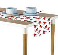 Christmas Cardinals Table Runners