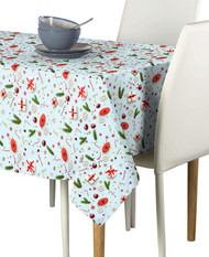 Christmas Confetti Milliken Signature Rectangle Tablecloths