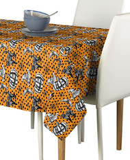 Halloween Icons Milliken Signature Rectangle Tablecloths