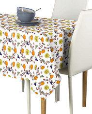 Harvest Bounty Circle  Milliken Signature Rectangle Tablecloths