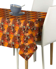 Paisley Pumpkins Milliken Signature Rectangle Tablecloths