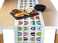 Jockey Silks Table Runners