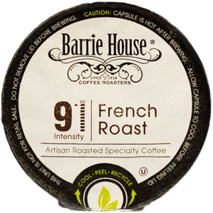 Barrie House French Roast Coffee