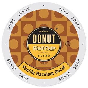Authentic Donut Shop Hazelnut Decaf