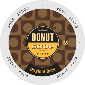 Authentic Donut Shop Original Dark