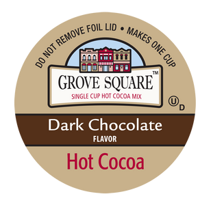 Grove Square Hot Cocoa Dark Chocolate
