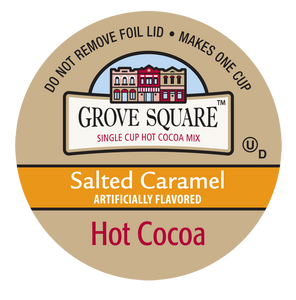 Grove Square Salted Caramel Hot Cocoa Single Serve Cups