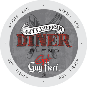 Guy Fieri Guy's American Diner Coffee Single Serve cups