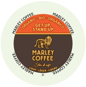 Marley Coffee Get up stand up
