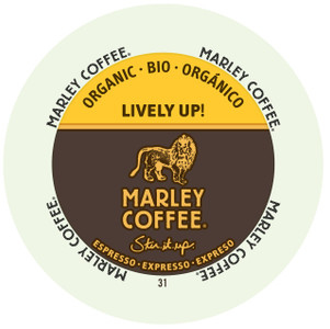 Marley Coffee Lively Up! Espresso Roast