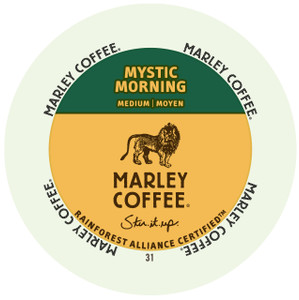 Marley Coffee Mistic Morning Single Serve Cups