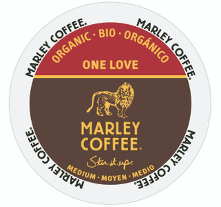 Marley Coffee One Love 100% Ethiopian
