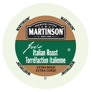 Martinson Joe's Italian Roast Coffee Single Serve Cups