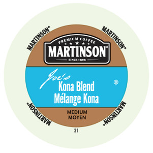 Martinson Joe's Kona Blend Coffee Single Serve Cups