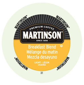 Martinsons Breakfast Blend Single Serve Cups