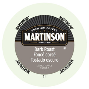 Martinsons Dark Roast Coffee Single Serve Cups
