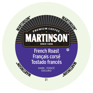 Martinsons French Roast Coffee Single Serve Cups