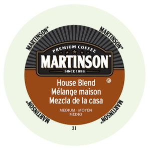 Martinsons House Blend Coffee Single Serve Cups
