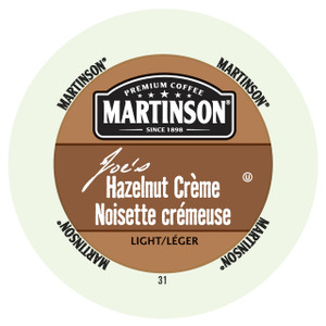Martinsons Joe's Hazelnut Crème Single Serve Cups