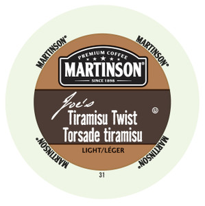 Martinsons Joe's Tiramisu Twist Single Serve Cups
