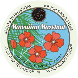 Wolfgang Puck Hawaiian Hazelnut Single Serve Cups