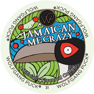 Wolfgang Puck Jamaican Me Crazy Single Serve Cups