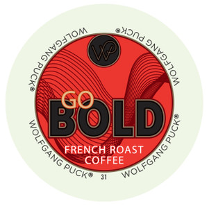 Wolfgang Puck Go Bold Single Serve Cups