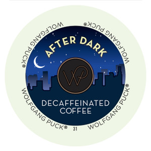Wolfgang Puck After Dark Decaf Single Serve Cups