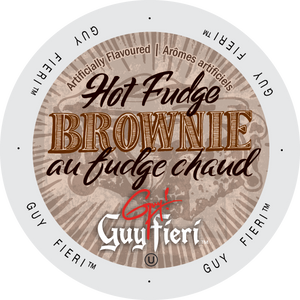 Guy Fieri Hot Fudge Brownie Single Serve Cups