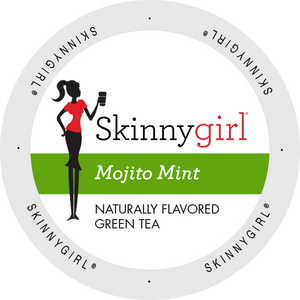 Skinny Girl Mojito Mint Green Tea Single Serve Cups