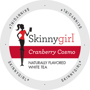 Skinny Girl Cranberry Cosmos Tea Single Serve Cups