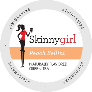 Skinny Girl Peach Bellini Tea Single Serve Cups