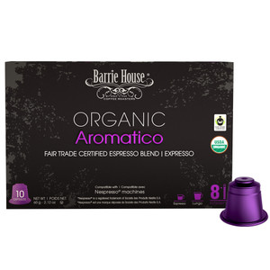 Barrie House Aromatico Nespresso Compatible Capsules