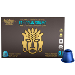 Barrie House Ethiopian-Sidamo Nespresso Compatible Capsules