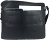 Men's Genuine Leather Briefcase Shoulder Messenger Bag 6