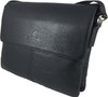Men's Genuine Leather Briefcase Shoulder Messenger Bag 2