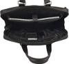 Men's Genuine Leather Briefcase Laptop Shoulder Messenger Bag - Brown 5
