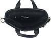 Men's Genuine Leather Shoulder Business Messenger Bag Briefcase Black 5