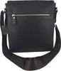 Men's Genuine Leather Small Crossbody Shoulder Messenger Bag - Brown | ZAVELIO 6