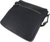 Men's Genuine Leather Small Crossbody Shoulder Messenger Bag - Brown | ZAVELIO 9