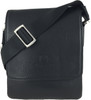 Men's Genuine Leather Small Cross Body Shoulder Messenger Bag | ZAVELIO 1