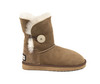 sheepskin boots sand color