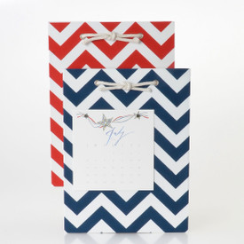 All American Vintage Fabric Magnet Board